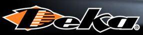 DEKA バッテリー ロゴ
